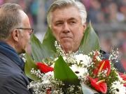 Ancelotti über Müller: