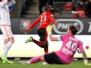 Stade Rennes begnügt sich mit einem Sio-Treffer
