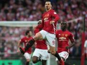 Im Video: Ibrahimovic entscheidet Ligapokal