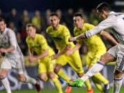 Real dreht auf - Ronaldo nimmt Elfer-Geschenk an