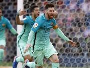 Messi stochert erfolgreich