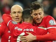 Bayern nicht zu stoppen - Schalke chancenlos in München