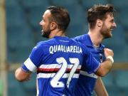 Quagliarella und Schick machen kurzen Prozess