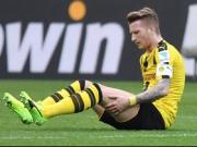 Reus-Verletzung trübt die Dortmunder Stimmung