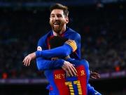 Pure Weltklasse! Neymars Lupfer toppt Messis Traumsolo