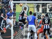 Juve ausnahmsweise remis: Bonucci repariert seinen Fehler