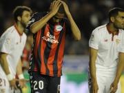 Deyverson hat gegen Sevilla den Sieg auf dem Fuß