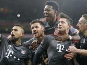 Schon wieder 5:1 - FC Bayern demütigt Arsenal