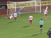 3:1 im Pokal: Fortuna Köln im Halbfinale
