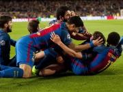 Barça: Eine wunderbare Nacht voller Liebe