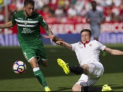 Gabriel mit der Hacke - Jovetic rettet Sevilla
