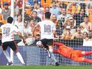 Munir macht Parejos Fehlschuss wett