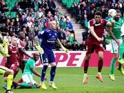Verrückte Nachspielzeit in St. Etienne: Doppelheld Perrin!