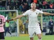 Joker Dzeko beschert der Roma ein Erfolgserlebnis