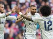 Dank Benzema und Casemiro: Real siegt in Bilbao
