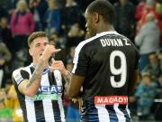 Udine kommt nach Rückstand gewaltig zurück