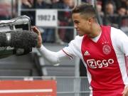 Wie einst Papa Patrick - Justin Kluivert trifft für Ajax