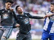 Iago Aspas schießt Vigo zum Derbysieg in La Coruna