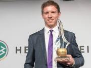 Nagelsmann glücklich - Hoffenheims Trainer ausgezeichnet
