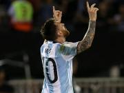 Messi dreht die Elfmetergeschichte weiter