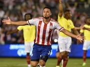 Paraguays Valdez beendet die Kopfball-Stafette