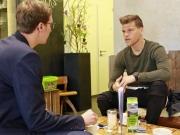 Zweitjob Bundesliga: Niederlechners besonderer Weg