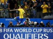 Trotz Neymar-Fehlschuss: Brasilien ist durch