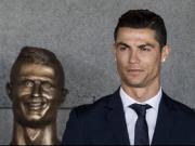 Mysteriöse Büste auf Cristiano-Ronaldo-Flughafen