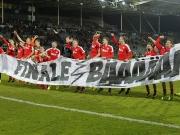 Doppelpack Baier - RW Essen zieht ins Pokalfinale ein