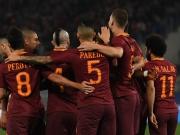 Roma-Knipser Dzeko sagt zweimal