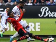 Mubele zuckt kurz und schockt Lyon