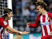 Torres glänzt als Vorbereiter, Filipe Luis als Vollstrecker