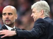 Kein Sieger: Wenger und Guardiola teilen die Punkte