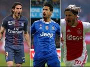 Top-Tore Europas - mit Khedira, Schöne und Cavani