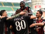 Suso sehenswert - Milan überholt Inter vorm Derby