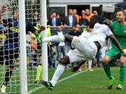 Minute 97! Artist Zapata ärgert Inter