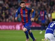 Barça: Wilde Defensive und unnachahmlicher Messi