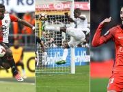 Top-Tore Europas - mit Elia, Zapata und di Maria