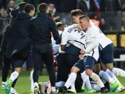Paris St. Germain duselt sich zum Sieg