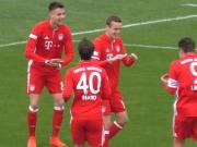 5:0 - Bayerns Lappe wird doppelt gefeiert