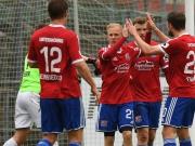 Unterhaching beendet Flaute: Fünf Tore gegen Buchbach