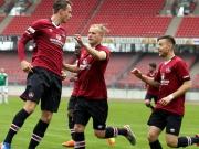Nürnberg: Erst im Glück, dann im Torrausch