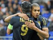 Monaco spitze: Falcao und Mbappé schlagen weiter zu
