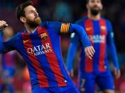7:1 für Barça! Messi eröffnet den Torreigen