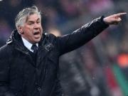Ancelotti bleibt cool: