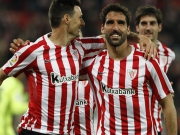 Drei Tore in zehn Minuten in Bilbao