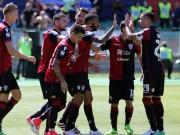 Cagliari schießt Pescara in Liga 2