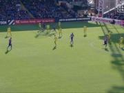 Burnley zieht an Crystal Palace vorbei