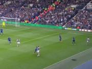 Vardy markiert das Goldene Tor für Leicester