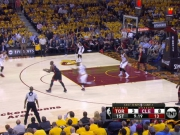 LeBron James führt die Cavaliers zum Sieg in Spiel 1